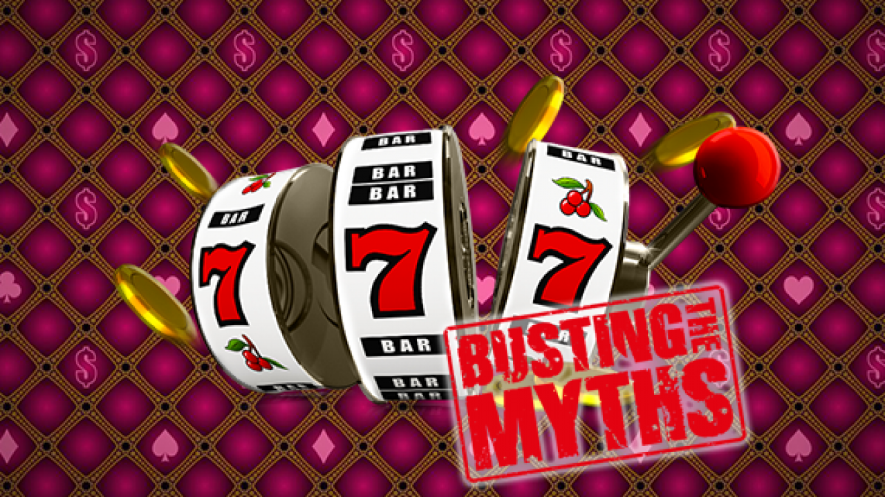 Five Slot Machine Related Myths