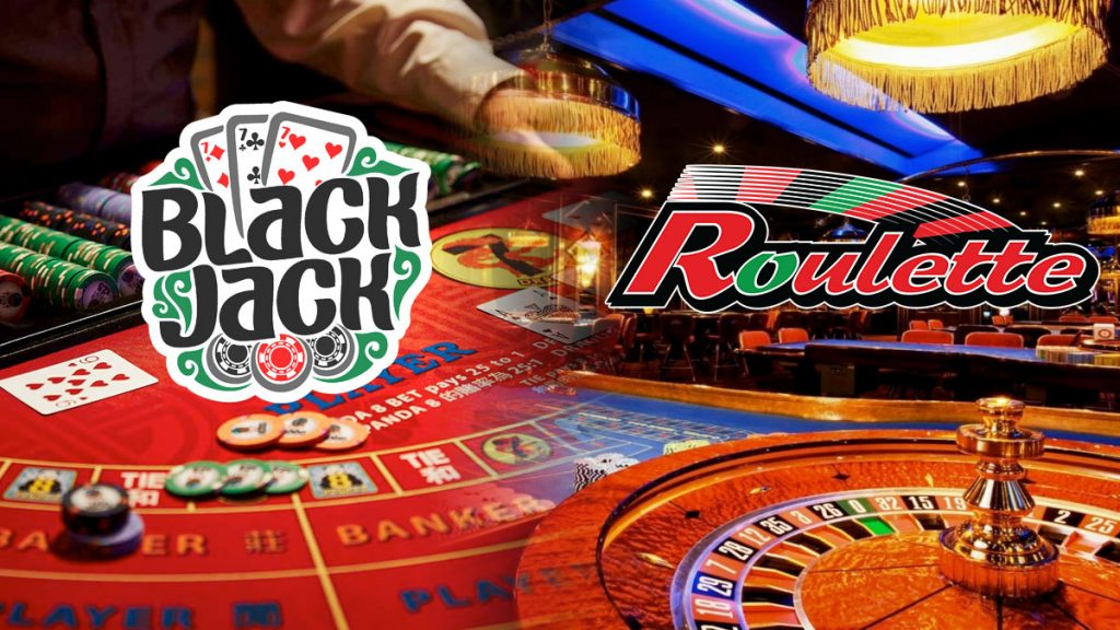 Play a Lot of Online Casino Table Games