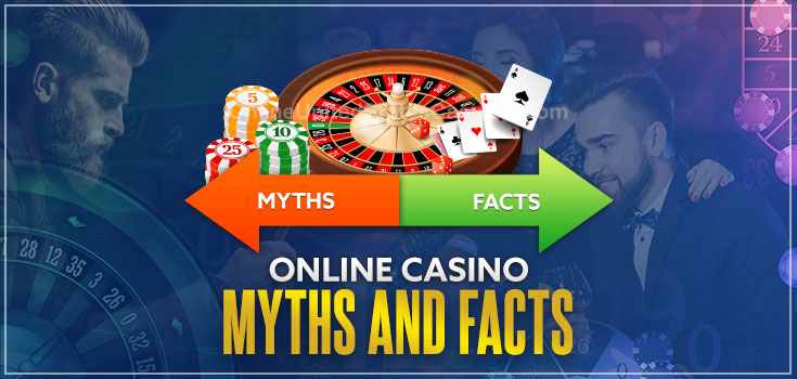 Debunking the Big Online Casino Myths