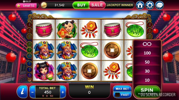 All About Slots Games
